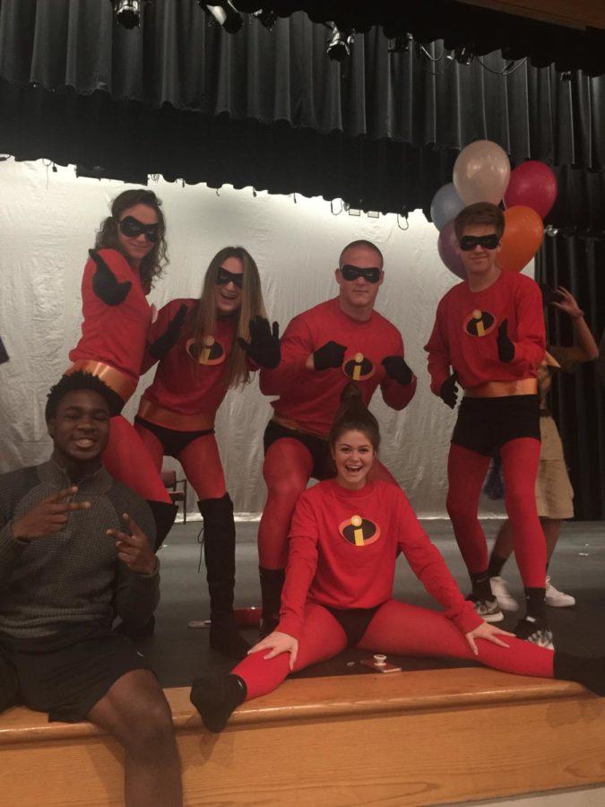 Broad Run Homecoming Spirit Contest 2018