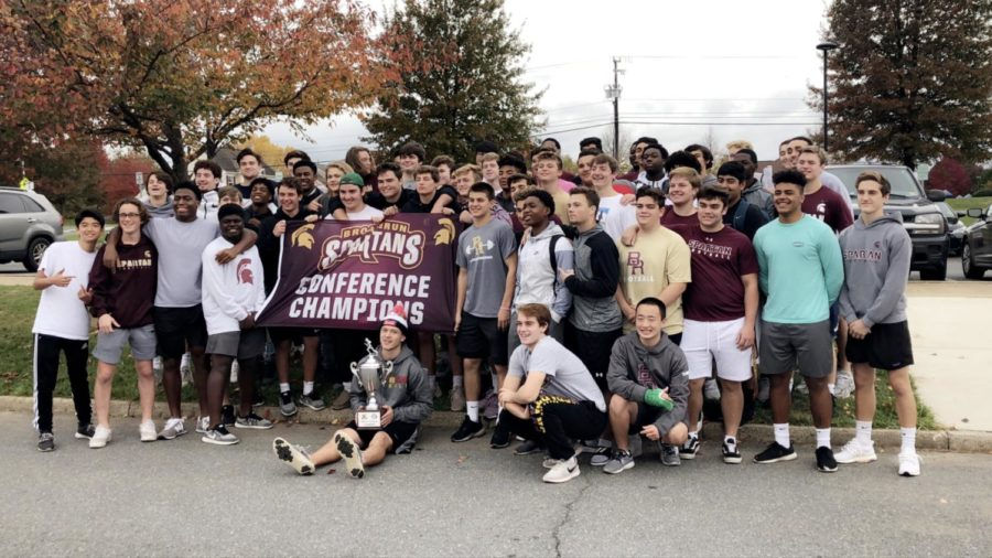 Broad Run Football Defeats Stone Bridge in a Close Race for the District Championship