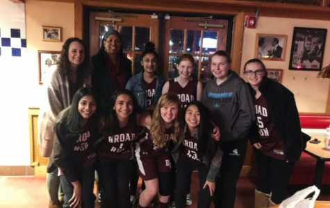 Broad Run's Freshman Girls Basketball Season