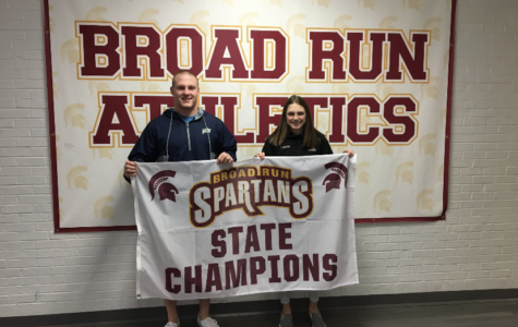 Ring Season:  Broad Run Pair Takes States