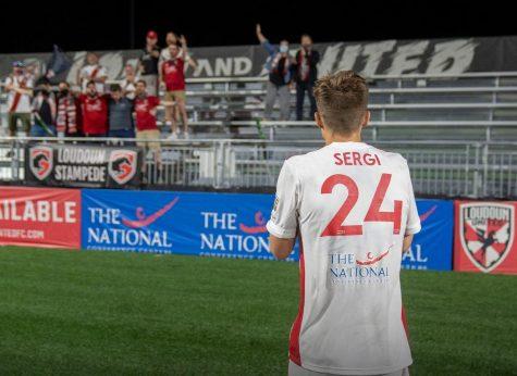 From Broad Run to Pro Soccer - Sammy Sergi